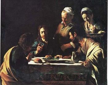 カラヴァッジォ(エマオの晩餐)のコピー.jpg