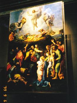 ラファエロ「キリストの変容」.jpg